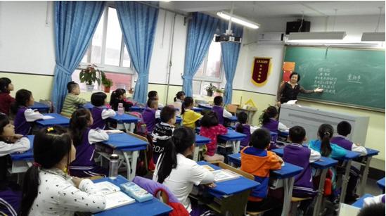 小学部丰富多彩社团活动