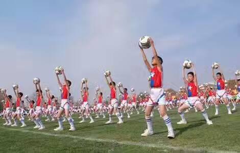 足球,我的梦!