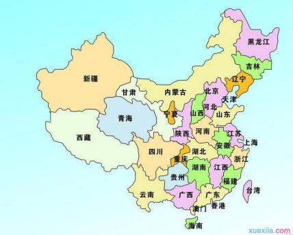 下面我为大家提供中国34个省级行政区记忆口诀,帮助同学们掌握这部分图片